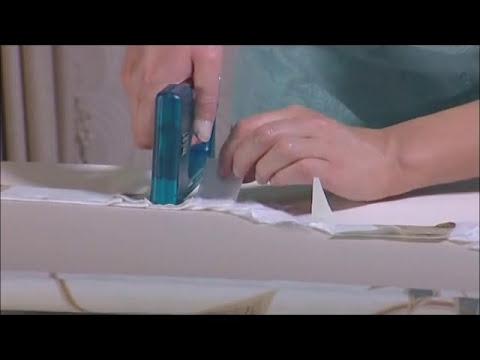 How To Make An Essex Board Pelmet Curtain Academy Youtube
