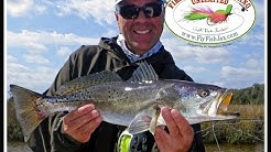 Fly Fishing Jacksonville - St. Augustine with Capt. Rich Santos