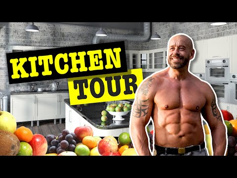 What's In My Kitchen by Vegan PT/Nutritionist