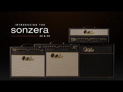 The Sonzera Amplifiers | PRS Guitars