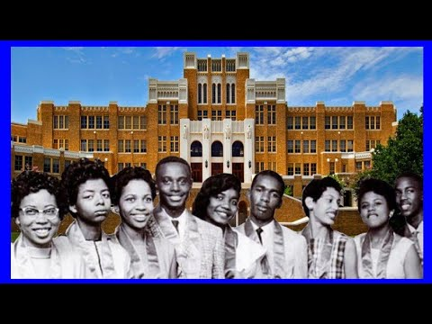 Historic Central High School and Little Rock Nine