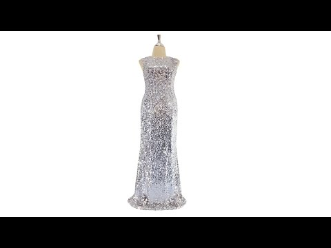long-silver-sequin-ultimate-fabric-dress-with-elegant-cowl-back