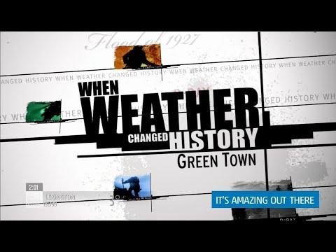 When Weather Changed History - Green Town (Greensburg, KS Tornado)