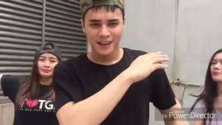 Ronnie Alonte Dance Cover 👑😍