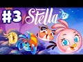 Angry Birds Stella - Gameplay Walkthrough Part 3 - Branch Out! 3 Stars! Luca! (iOS, Android)