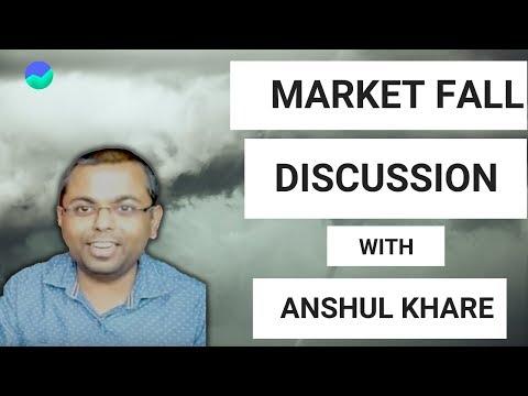 Market Slump Discussion With Anshul Khare