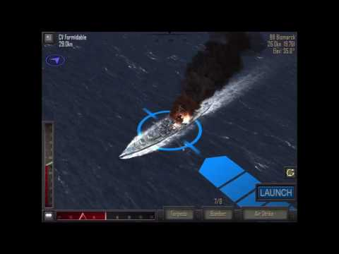 Atlantic fleet carrier gameplay