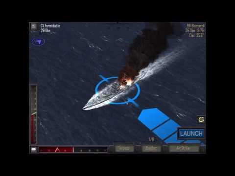 Atlantic fleet carrier gameplay