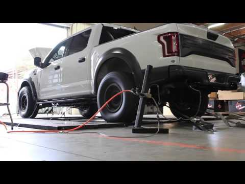 New 2017 Ford F-150 Raptor EcoBoost Performance Parts