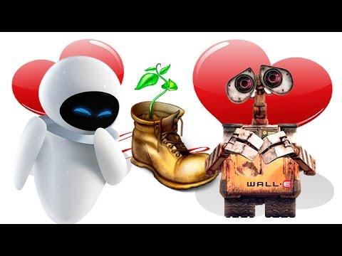 Ver WALL-E Y EVA EN ESPAÑOL (My Movie Games – Juegos de Pelicula) en Español
