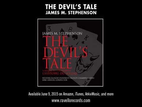 James M. Stephenson  THE DEVIL'S TALE