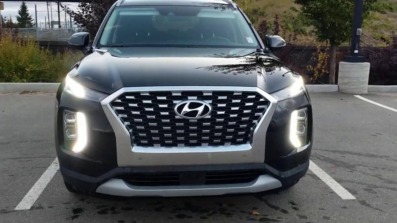 Hyundai Palisade Luxury Edmonton Hyundai Dealer