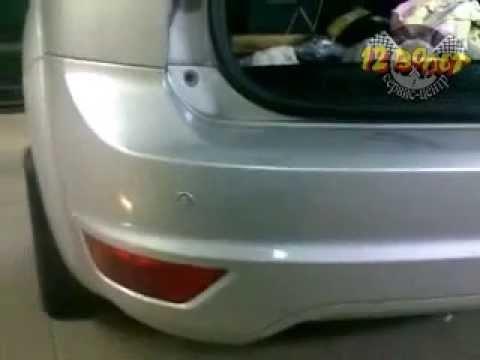 12voltufa.ru Установка парктроника на Ford Focus