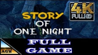 Story of one Night - Full Game Walkthrough Gameplay & Ending.