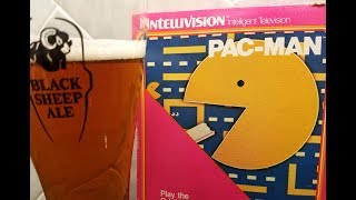 Classic Game Room - PAC-MAN review for Intellivision