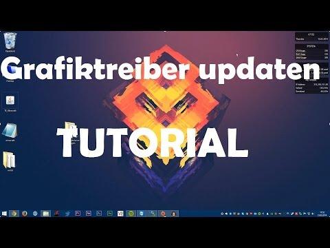 Treiber der Grafikkarte updaten / aktuell halten - Tutorial/DEUTSCH-HD