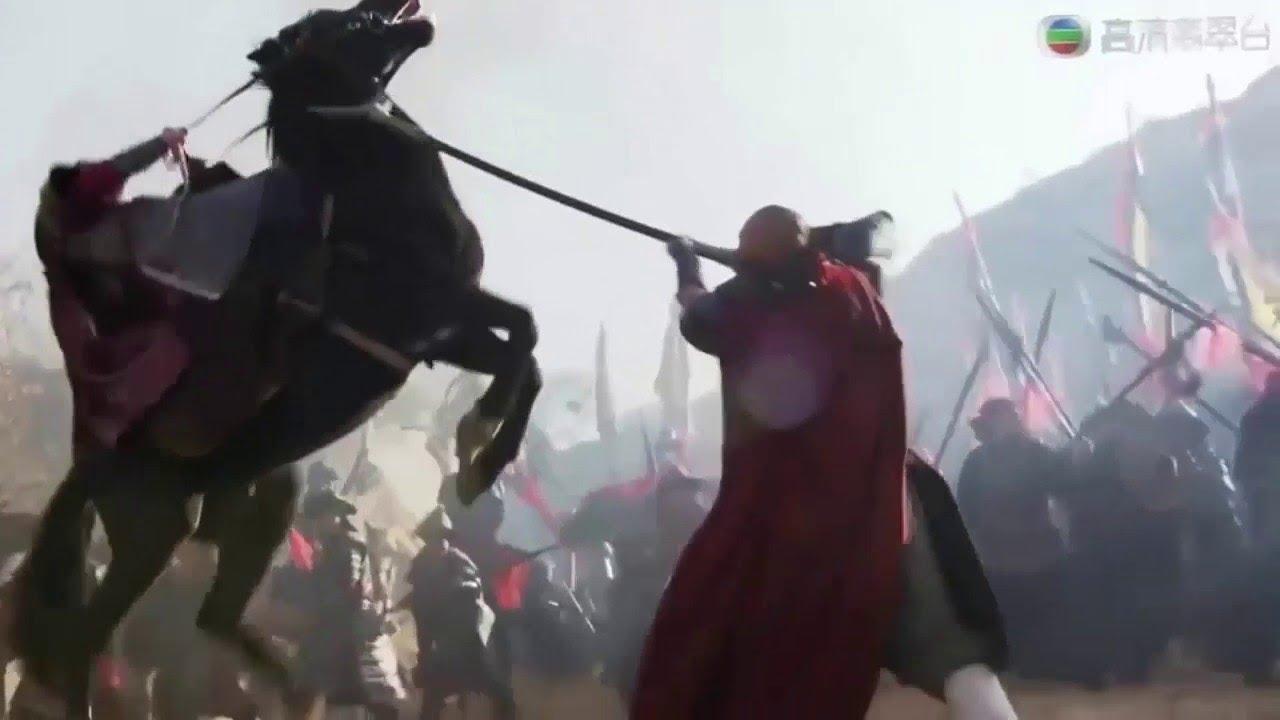 TÂN THỦY HỬ - TRận chiến đỉnh cao nhất của các anh hùng lương sơn