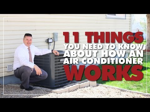 How An Air Conditioner Works: 11 Things You Need To Know