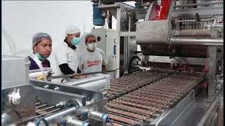 YX300 JELLY CANDY HARD CANDY LOLLIPOP 3 IN 1 PRODUCTION LINE