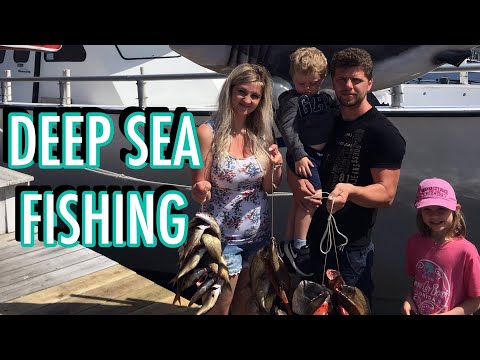 DEEP SEA FISHING | PANAMA, FL 4-6-18