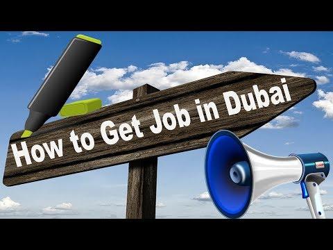 Apply for a Job in Dubai, UAE | GulfTalent