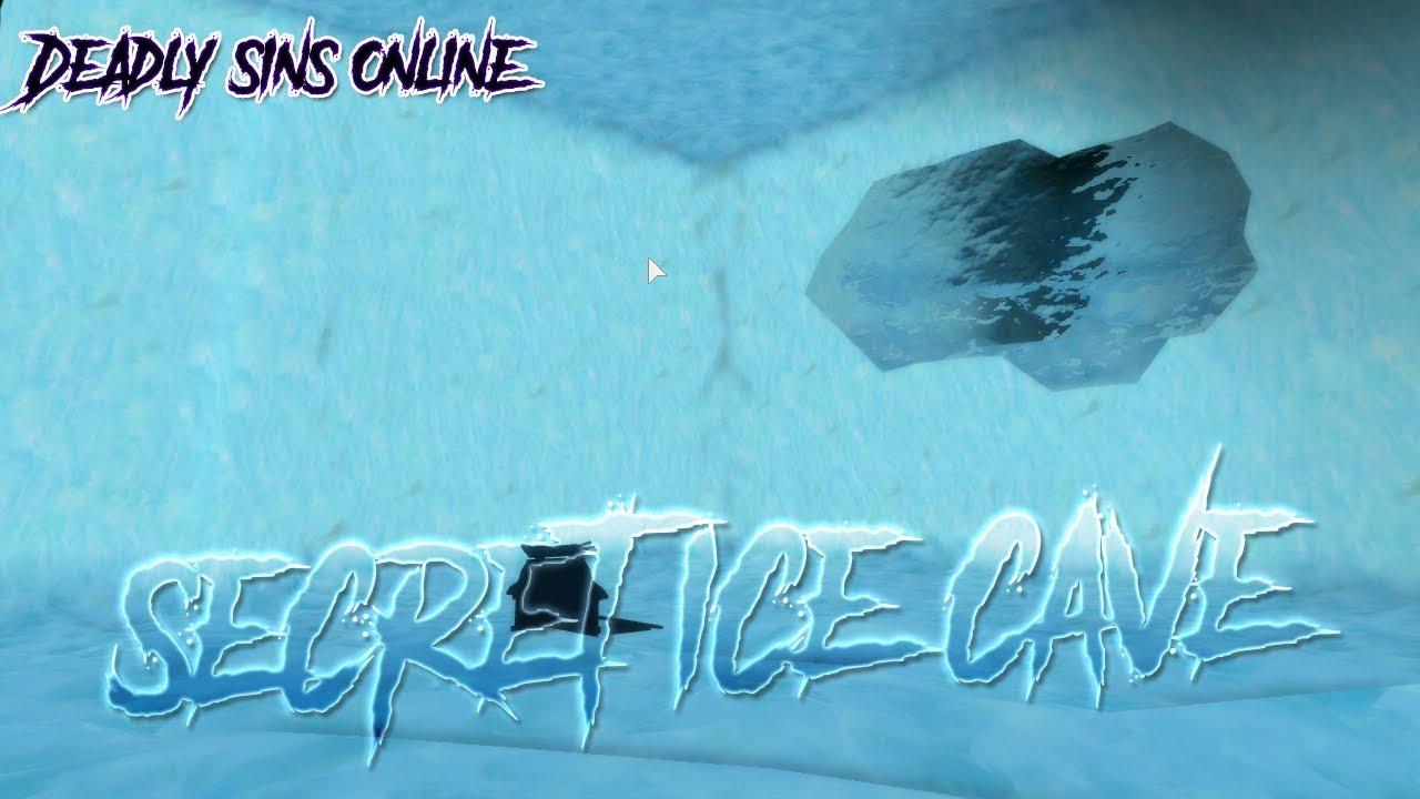 Deadly Sins Online Secret Ice Cave Location Roblox Youtube Deadly Sins Online Secret Ice Cave Location Roblox Youtube