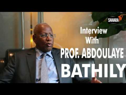 Prof Abdoulaye Bathily Speaks about his dreams for the African Union