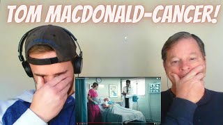 FIRST TIME LISTENING TO Tom MacDonald-Cancer!