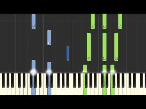 Close my eyes forever - Lita Ford & Ozzy Osbourne - Piano Cover + Tutorial