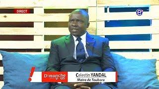 DIMANCHE AVEC VOUS (INVITÉ: Célestin YANDAL) DU 04 AOUT 2019 - ÉQUINOXE TV
