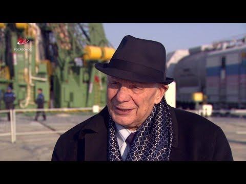 """Жорес Алфёров: """"Космонавтика - национальная идея России!"""""""