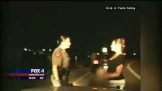 two women cavity searched by texas police after being pulled over for littering near dallas