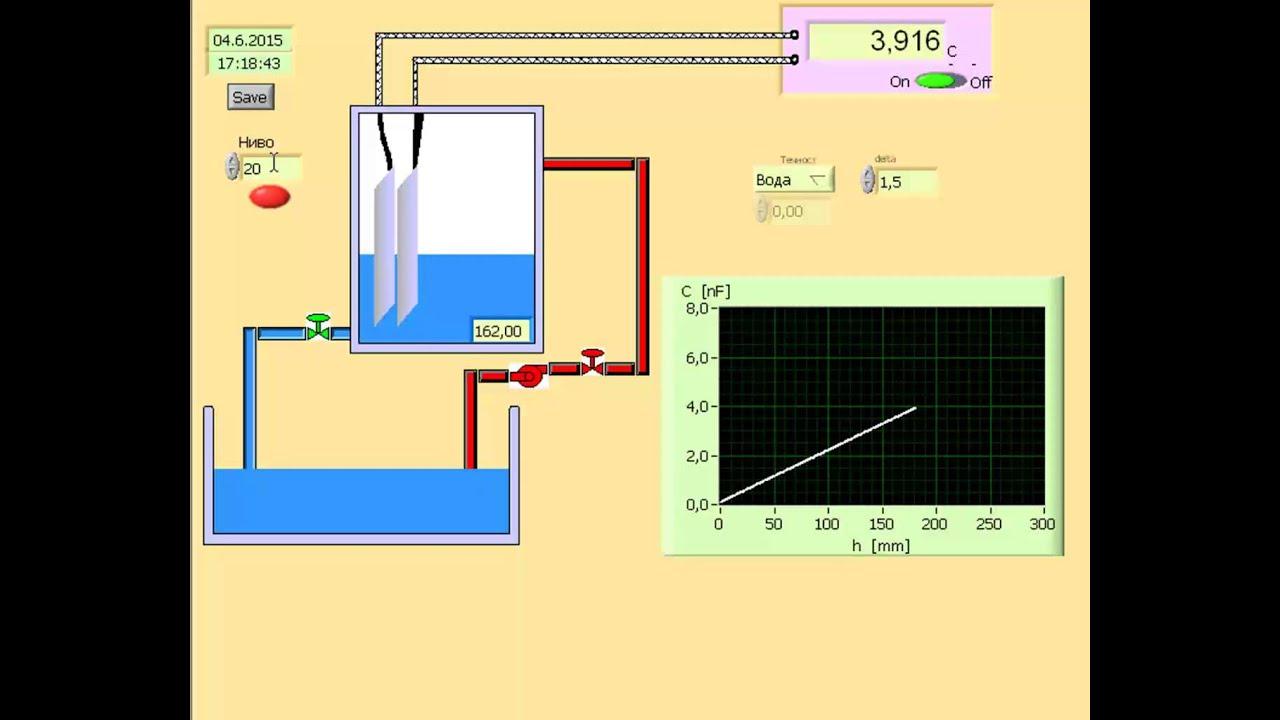 Level Detector Schematic