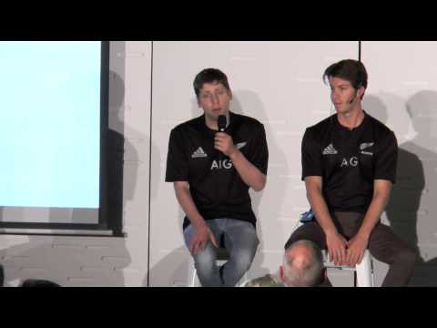 Entrepreneurs Panel Discussion - Auckland Startup & Tech Meetup 2014