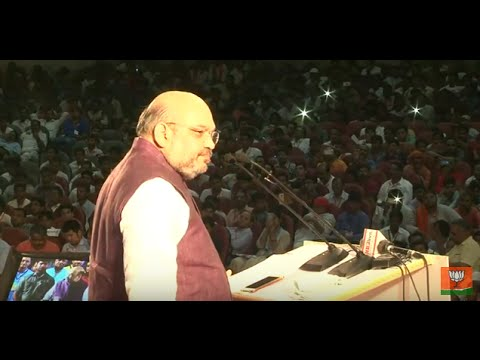 Shri Amit Shah addresses Social Media Volunteers Meeting in Lucknow, Uttar Pradesh : 03.09.2016