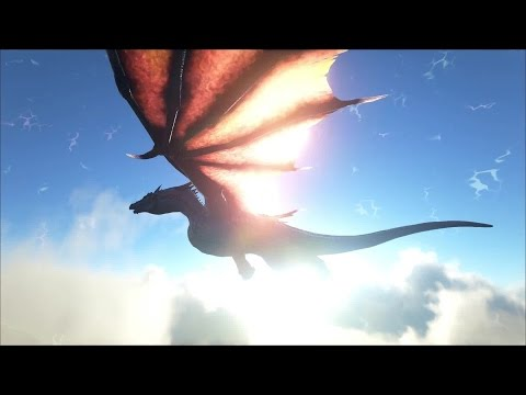 ARK Survival Evolved - Survival of the Fittest: Unnatural Dragon Trailer | Official Game (2015)