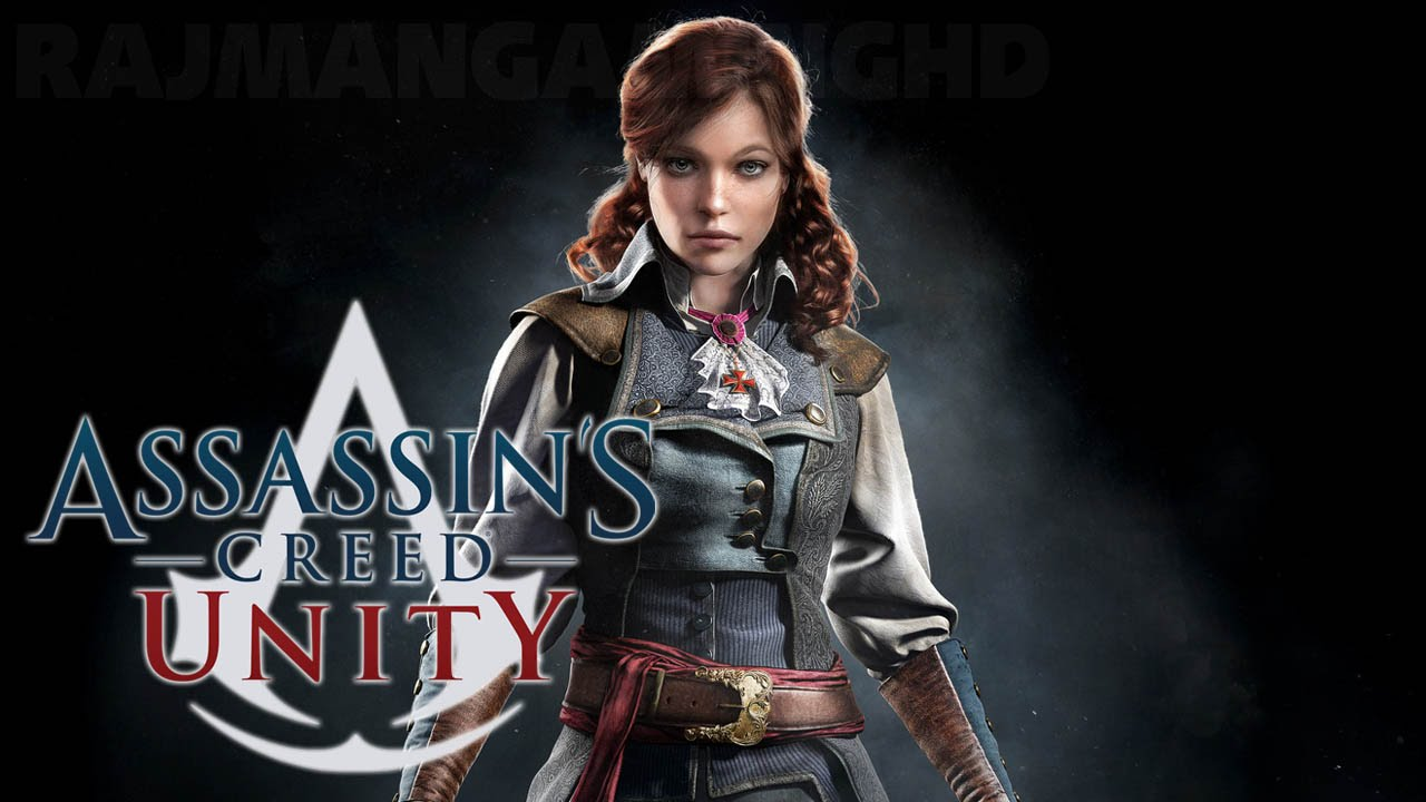 Assassin S Creed Unity Elise The Fiery Templar Trailer 1080p