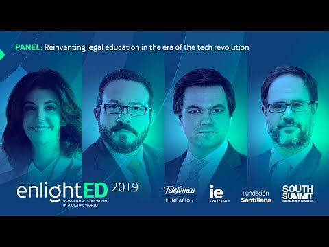 Reinventing legal education in the tech revolution era | #enlightED
