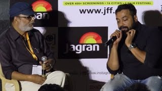 Anurag Kashyap & Ajay Brahmatmaj | Full Speech Coversation | At 7Th Jagran Film Festival