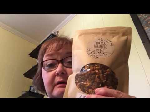 TUMERIC TEA?  LIVE TASTE TEST!  WILL IT HELP, WILL IT BE NASTY?  Rheumatoid Arthritis help
