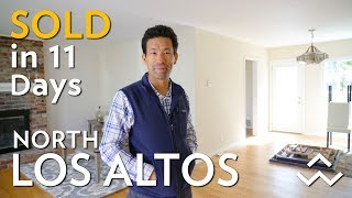 Sold in 11 Days - North Los Altos | Moving Real Estate