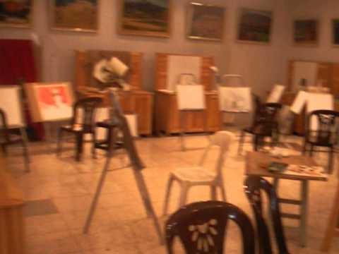 AGBU Aleppo ART School