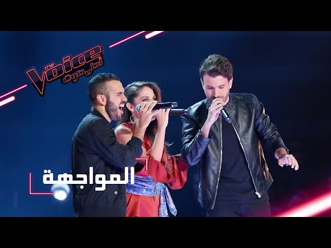 #MBCTheVoice - إيلين مصري، محمد علي، وربيع الحجار يقدّمون أغنية 'The Show Must Go On'