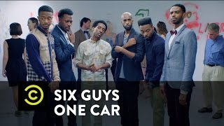 Six Guys One Car - Larry