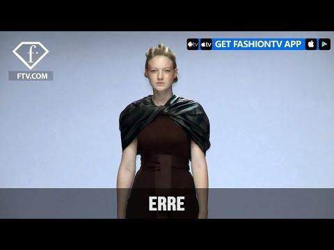 South Africa Fashion Week Fall/Winter 2018 - ERRE | FashionTV