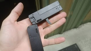 Lifecard 22lr shooting