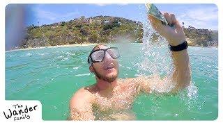Treasure Hunting: Exploring ABANDONED Swimming Pool Spot!! (Money Found)