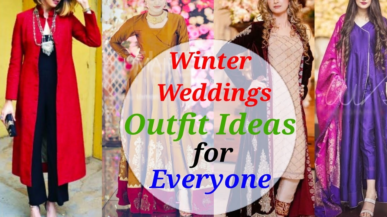 [VIDEO] - Winter Wedding Outfit As a Guest Ideas For Everyone|| by Look Stylish 2