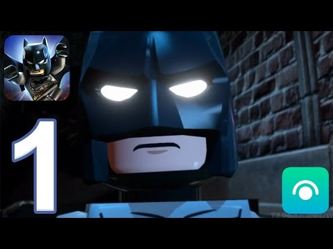 LEGO Batman: Beyond Gotham - Gameplay Walkthrough Part 1 (iOS, Android)