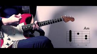 初心者に優しいコード代表「Am」 僕がギターを始めたばかりの頃、Amはい...